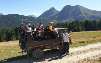 Youth camp on Transboundary Conservation