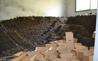 Briquette Production in the Shouf